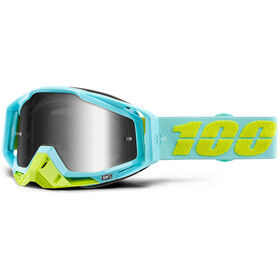 100% Racecraft Anti Fog Mirror Gafas, pinacles